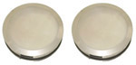 1967-1987 Hole caps for the ends of the bedsides