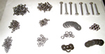 1973-1987 Bed bolt kit