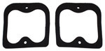 1967-1972 Backup light housing to body gaskets