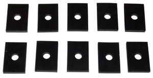 1954-1972 Bed mounting pads