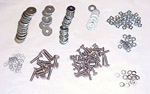 1934-1945 Bed strip bolt kit