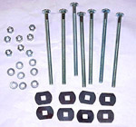 1941-1946 Bed to frame bolt kit