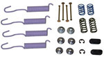 1960-1963 Brake hold down kit and return springs