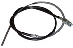 1969-1972 Brake cable - front