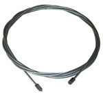1966-1968 Brake cable - intermediate