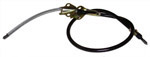1966-1970 Brake cable - rear
