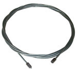 1966-1970 Brake cable - intermediate