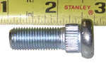 1936-1970 Wheel stud, 1/2 ton, rear, 2WD
