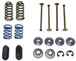 1965-1967 Brake hold down kit