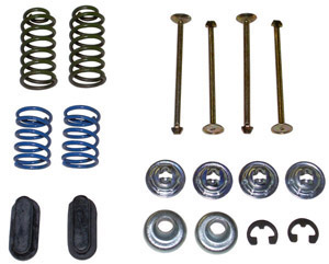 1971-1972 Brake hold down kit