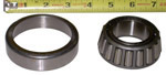1969-1970 Wheel ball bearing