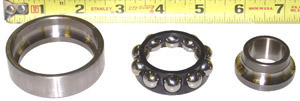 1947-1952 Wheel ball bearing