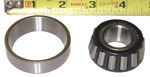 1971-1992 Wheel ball bearing