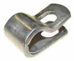 1966 Parking brake cable clamp