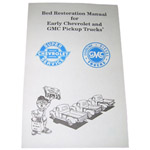 1936-1987 Bed restoration manual