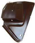 1973-1980 Battery tray support