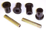 1971-1987 Leaf spring frame shackle bushings only