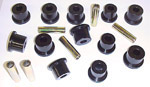 1981-1987 Leaf spring eye and frame shackle bushings