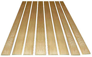 1960-1972 Bed wood