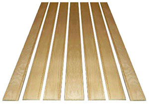1973-1987 Bed wood