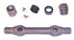 1967-1986 Control arm rod and bushings