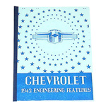 1942 Chevrolet engineering features book