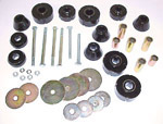 1973-1980 Cab and radiator core support mount kit