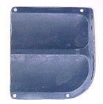 1955-1959 Door hinge inspection plate