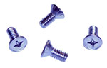 1947-1951 Door striker plate screws