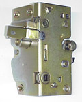 1947-1951 Door latch assembly