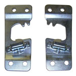 1967-1972 Door striker plates