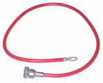 1936-1991 Battery cable