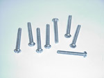 1971-1972 Parklight lens screws