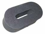 1934-1959 Foam collar that fits between park brake lever and floor plate to stop air leaks