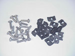 1941-1957 Headlight bucket to fender fastener kit