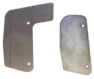 1947-1955 Firewall to fender filler plates