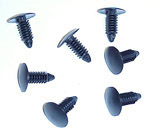 1960-1966 Firewall cover fasteners