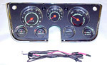 1969-1972 Gauge cluster with tachometer