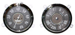 1949-1951 Gauge cluster and speedometer assembly