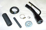 1955-1959 Gas tank filler neck kit
