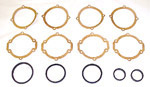 1937-1954 Universal joint housing and bell gaskets