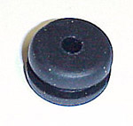 1964-1965  Battery positive cable grommet