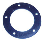 1936-1966 Rubber flat gasket for gas tank sending unit