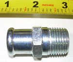 1936-1991 Heater hose connector
