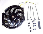 1947-1966 Radiator single fan assembly