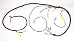 1955-1959 Overdrive transmission wiring harness