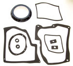 1967-1972 Heater gasket kit (includes HAC-61)
