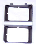 1983-1984 Headlight bezel