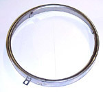1958-1972 Headlight sealed beam retainer rim