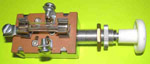 1936-1946 Headlight switch only